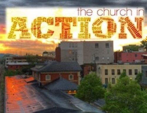 Church in Action: Peacemakers (Matthew 5:9)
